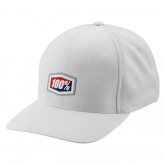 100%® - Men s Contact X-Fit Hat ac73236e7b44