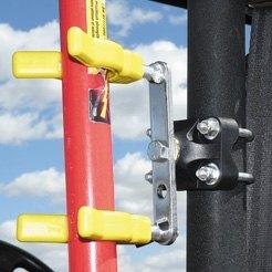 ALL RITE/'S  The UNO™ ATV Compression Honeycomb Bow /& Gun Rack Holder UNOA