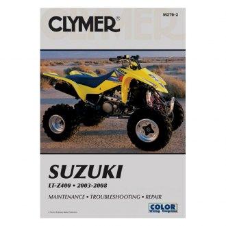 Suzuki Powersports Repair Manuals | Engine, Exhaust