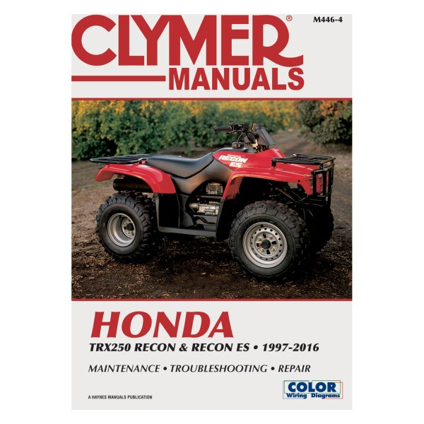 Clymer U00ae - Honda Manuals