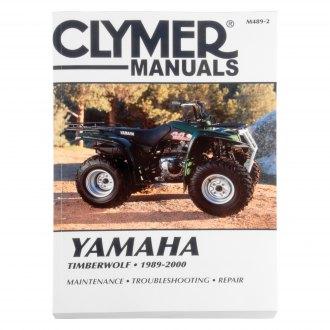 1995 yamaha timberwolf manual