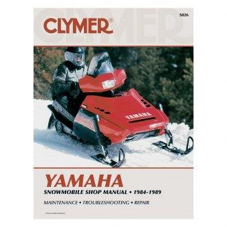 Yamaha Powersports Repair Manuals Engine Exhaust border=