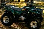 1988-2011 Kawasaki Bayou KLF220 KLF250 ATV Workshop Repair Service Manual M4653