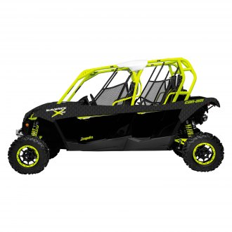 Polaris RZR XP 4 1000 EPS High Lifter Edition Graphics, Stickers