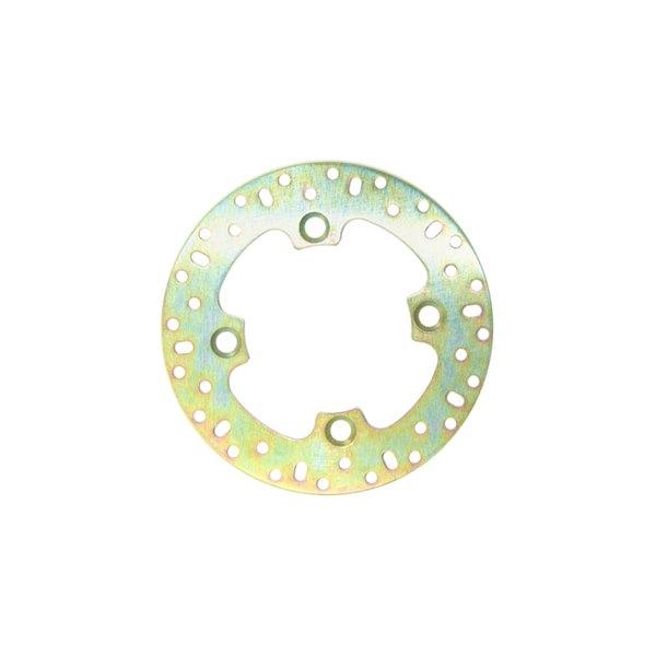 Gold Hose /& Stainless Gold Banjos Pro Braking PBF4769-GLD-GOL Front Braided Brake Line
