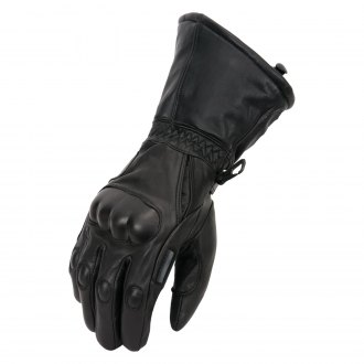 First MFG Men/'s Hutch Leather//Textile Hard Knuckle Motorcycle Gloves ALL SIZES