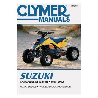 1983-1987 Suzuki ALT125 LT125 LT185 ATV Repair Service Workshop Shop Manual M381