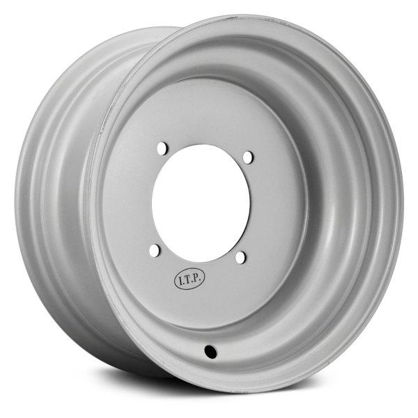 ITP Steel Wheel 10x8 4//137 Silver 3+5 Kawasaki KAF 620 Mule 2510 4X4 1997-2000