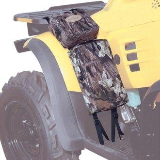Cargo Storage Jagdtaschen RENNICOCO ATV Fender Bag 2er-Pack ATV Tank Satteltaschen