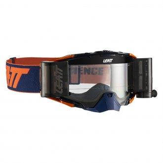 2020 Neon Orange Leatt Crossbrille Velocity 5.5 Anti Fog