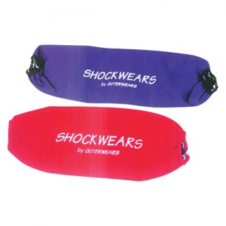 Outerwears 30-1224-01 Shockwears Rear//Black