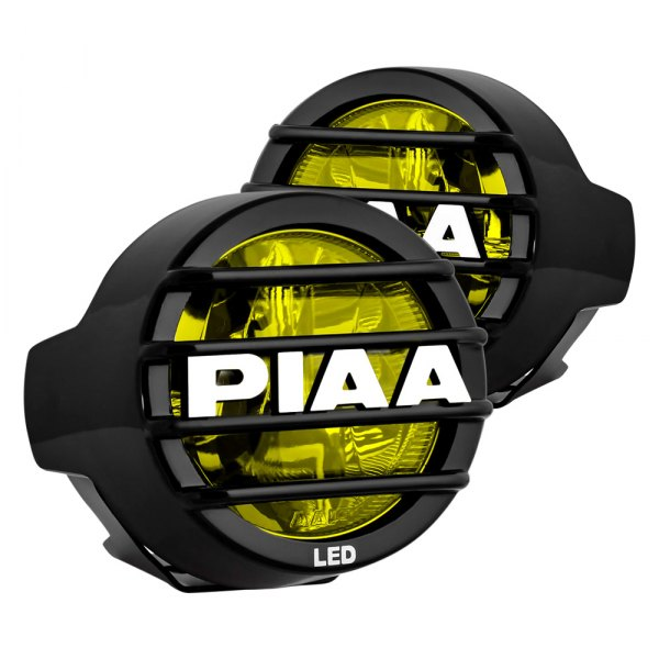 piaa motorcycle lights wiring diagram piaa   22 73530 lp 530 sae 3 5  2x8w round fog beam yellow led  lp 530 sae 3 5  2x8w round fog beam