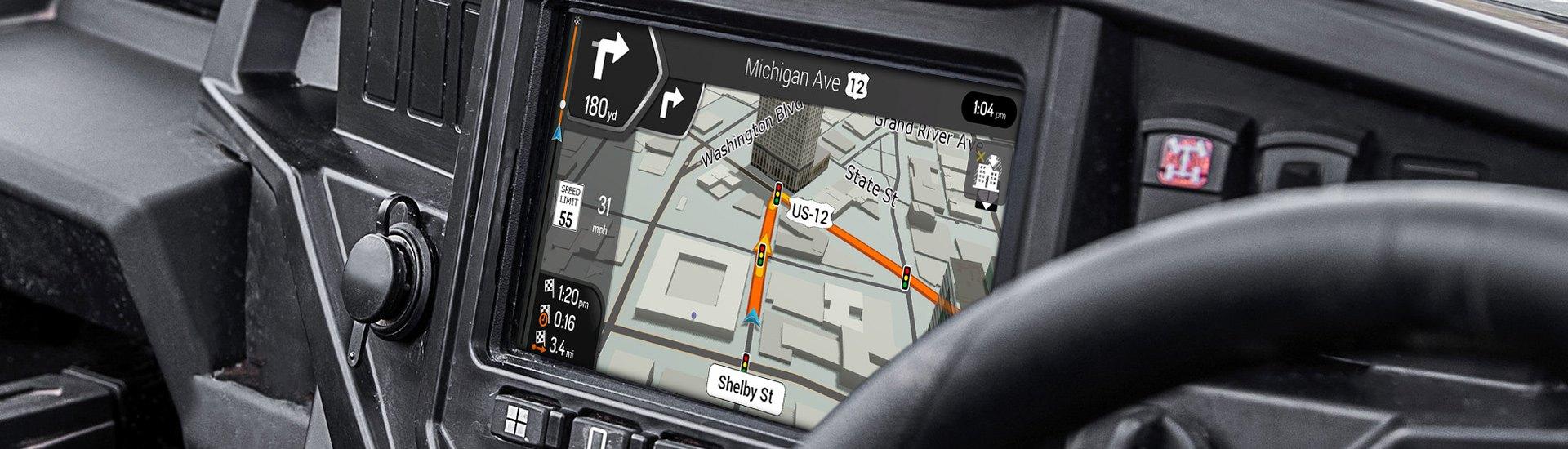 Powersports GPS & Navigation