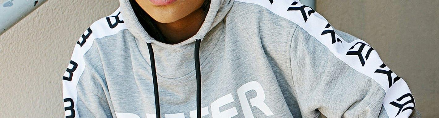 Alpinestars Effortlesss Womens Fleece Zip Up Hoody Gray Heather