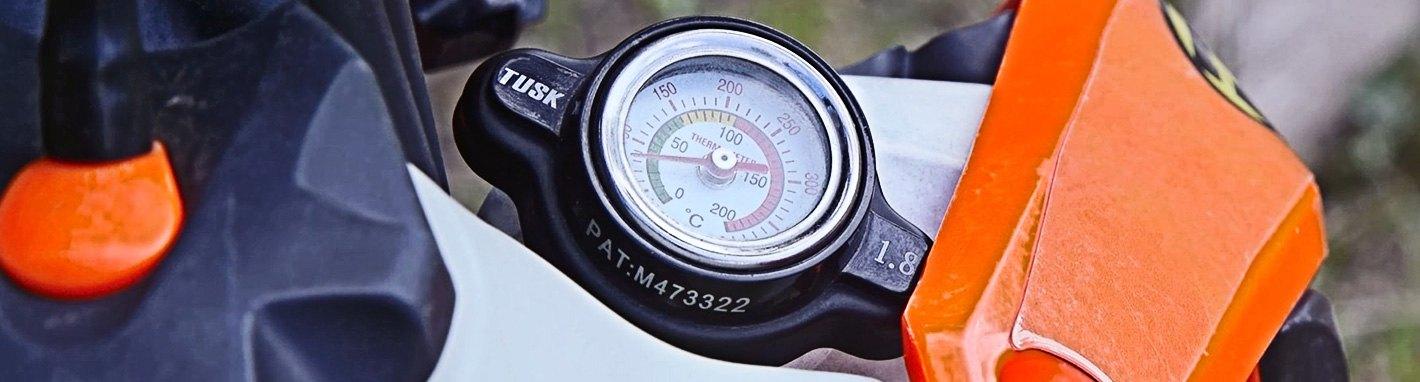 QuadBoss Radiator Cap Large 13 PSI #100-2122-T Polaris