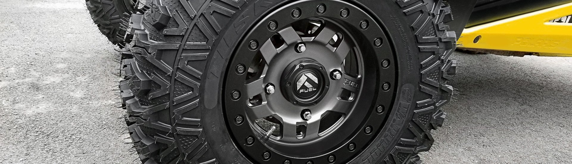 Powersports Wheels Tires