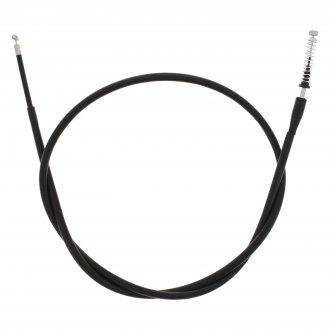 Pro Braking PBC2522-TRD-BLA Braided Clutch Line Transparent Red Hose /& Stainless Black Banjos
