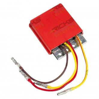 Ricks Motorsport Electric 10-552 Rectifier//Regulator for POLARIS
