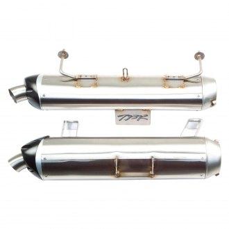Polaris RZR XP 1000 EPS Exhaust Parts   Silencers, Slip-Ons