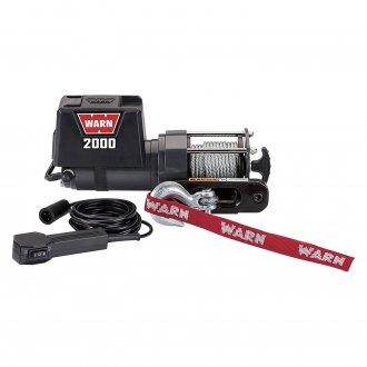 CFMOTO ATV/UTV Winches & Accessories | Ropes, Mounts, Kits
