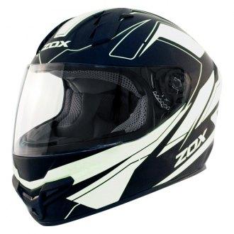 Glossy Black, X-Small ZOX Alto DDV Open Face Helmet 88-00001